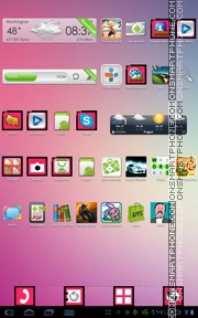 Colors 07 theme screenshot