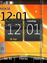 HD HTC Slide theme screenshot