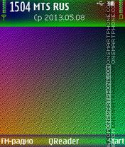 FullColour theme screenshot