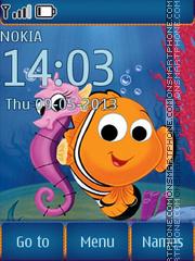 Sea Life 02 es el tema de pantalla