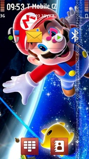 Mario 05 theme screenshot
