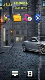 Beautiful Street View theme screenshot