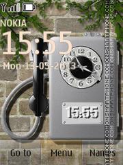 Automatic Phone es el tema de pantalla