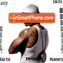 50 Cent 04 es el tema de pantalla
