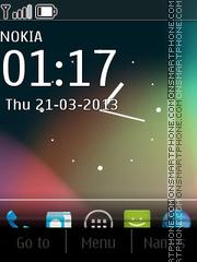 Android Jelly Bean es el tema de pantalla
