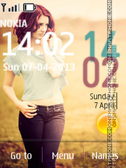 Susan Coffey theme screenshot