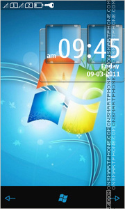 Windows 7 33 tema screenshot