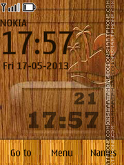 Board By ROMB39 tema screenshot