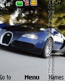 Cool Car in World - Bugatti theme screenshot