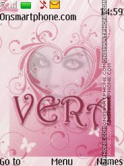 Names Vera es el tema de pantalla