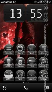 DMC - Devil May Cry es el tema de pantalla