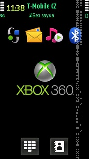 Xbox360 02 theme screenshot