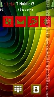 3D Grafix Hybrid tema screenshot
