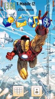 Ironman 05 es el tema de pantalla