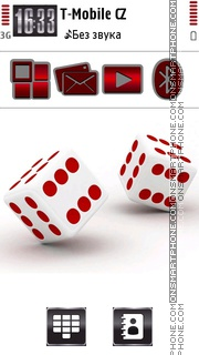The Game Changer HD - Dices theme screenshot