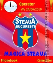 Magica Steaua theme screenshot