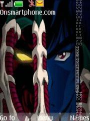 Скриншот темы Jigoku Sensei Nube