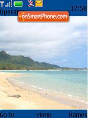 Beach 05 theme screenshot
