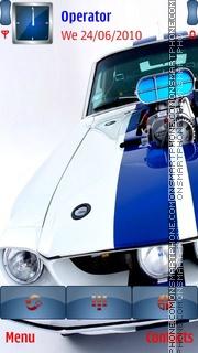 Ford Mustang theme screenshot
