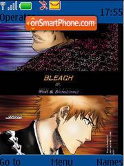 Скриншот темы Bleach 02