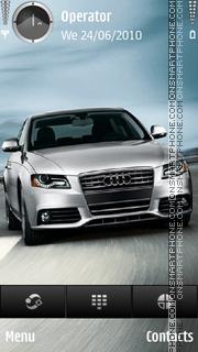 Audi theme screenshot