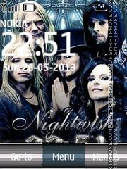 Nightwish es el tema de pantalla