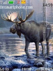Elk theme screenshot