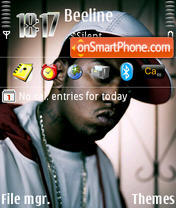 Lil Scrappy theme screenshot