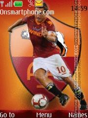 AS Roma es el tema de pantalla