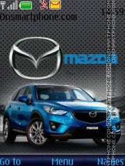 Mazda theme screenshot