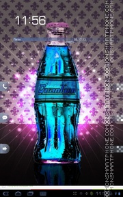 Coca Cola 2014 theme screenshot