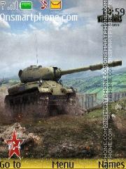 Tank Game theme screenshot