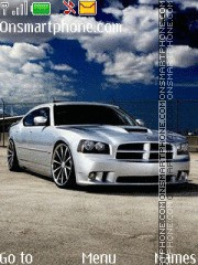Dodge Charger tema screenshot