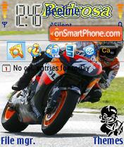 RC212 V67 theme screenshot