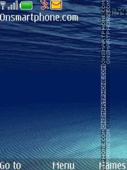 Underwater with Windows 8 tema screenshot