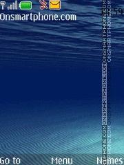 Underwater 06 theme screenshot