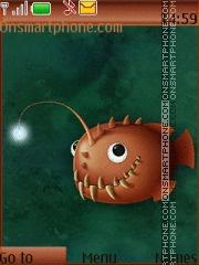 Little Fish 01 es el tema de pantalla