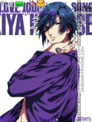 Ichinose Tokiya theme screenshot