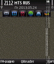 G-Cover theme screenshot