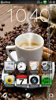 Koffee theme screenshot