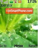 Vista Leaf es el tema de pantalla