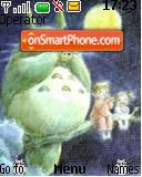 Totoro 01 es el tema de pantalla