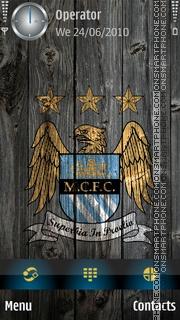 ManchesterCityBubun theme screenshot