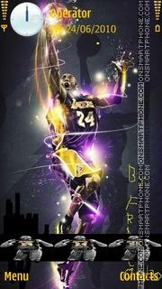 Basketball Stars es el tema de pantalla