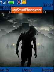Apocalypto theme screenshot
