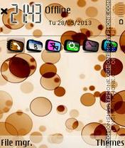 Bloks theme screenshot