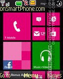 Nokia Lumia 920 theme screenshot