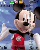 4d Mickey Mouse with tone es el tema de pantalla