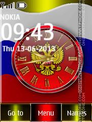 Russia Theme-Screenshot