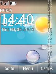 G-Pro theme screenshot